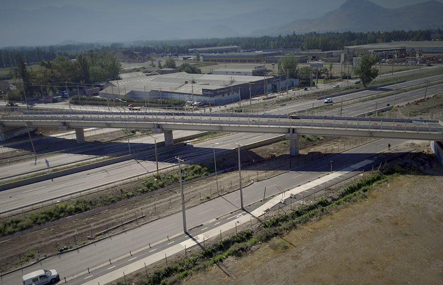 Autovía Concesionada Santiago Lampa